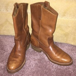 Red Wing Boots all leather made in USA
